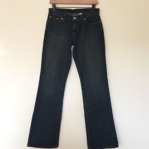 Lucky Brand | Soho Mid-Rise Flare Jeans Size 4